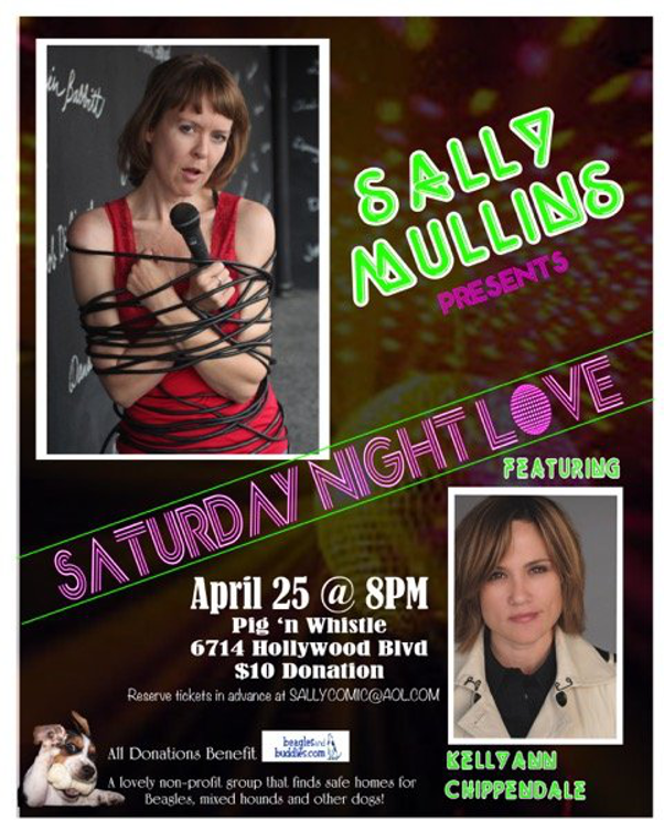 Sally Mullins event