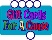 Gift Cards for a cause
